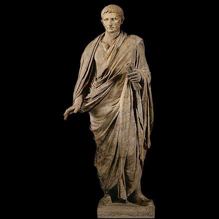 La civilisation romaine dans les collections du Louvre ...